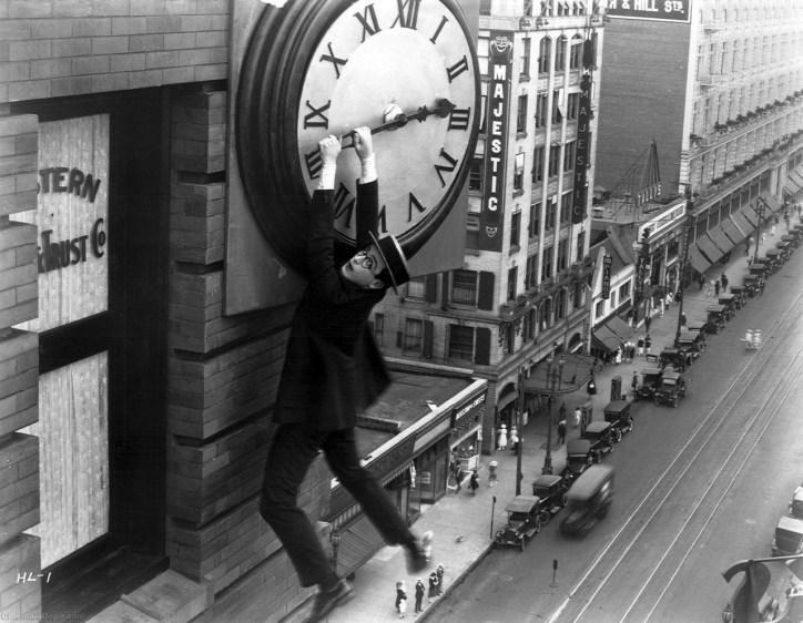 Harold Lloyd – Safety Last!