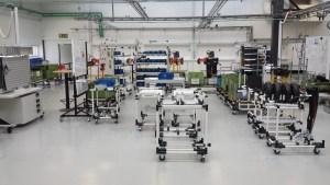 SCANIA Logistic Training Area
