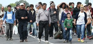 Refugees in Hungary