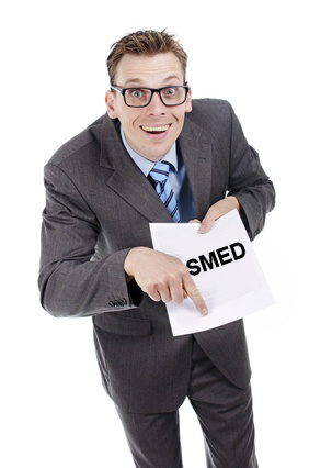 Sneaky Consultant SMED