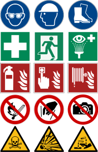 Selection of Warning Labels
