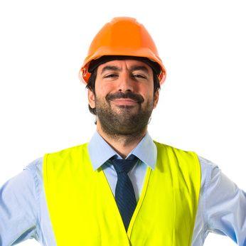 Satisfied Worker