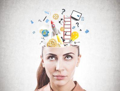 Brain having Ideas