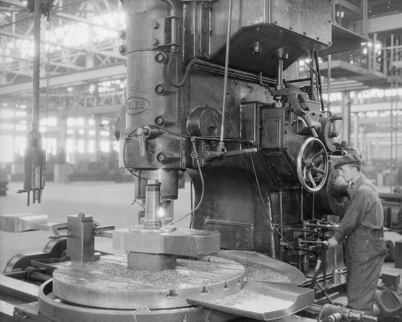 Man Machine Material Method