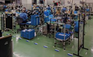 Disabled Employees In Manufacturing Omron Taiyo In Japan Part