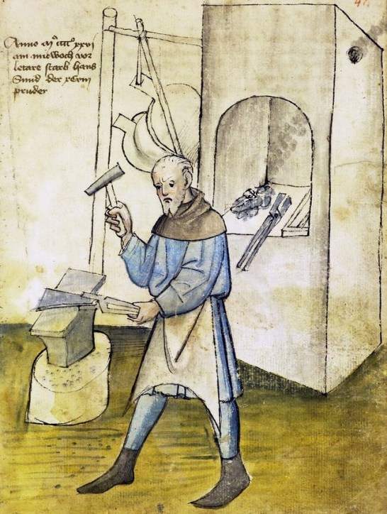 Medieval Smith