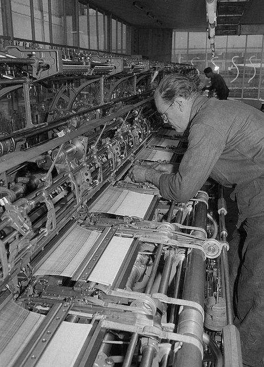 Worker assembling machine
