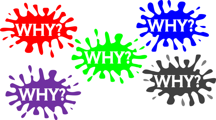 5 Why Graphic