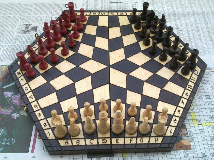 Hexagonal Chess