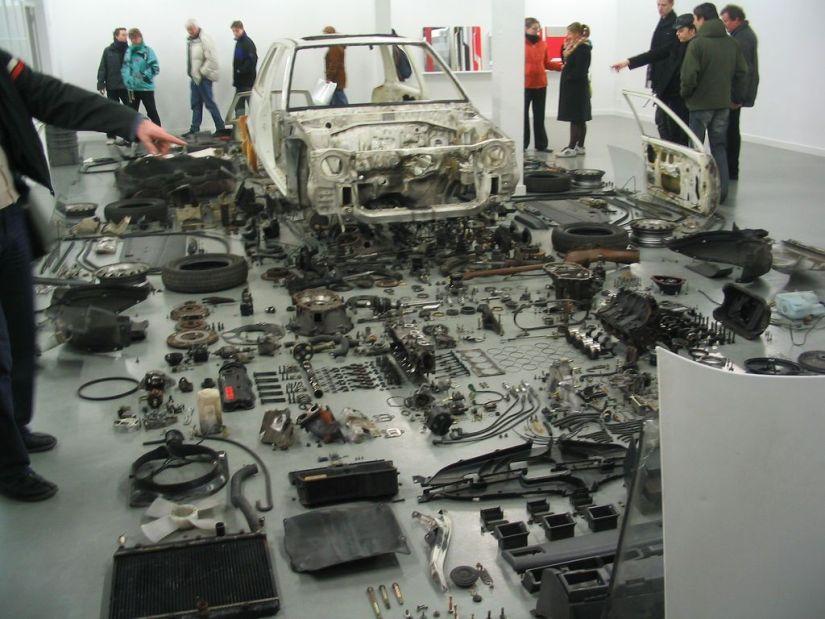 Car and Parts