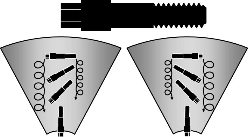 Karakuri Slide Part Orientati