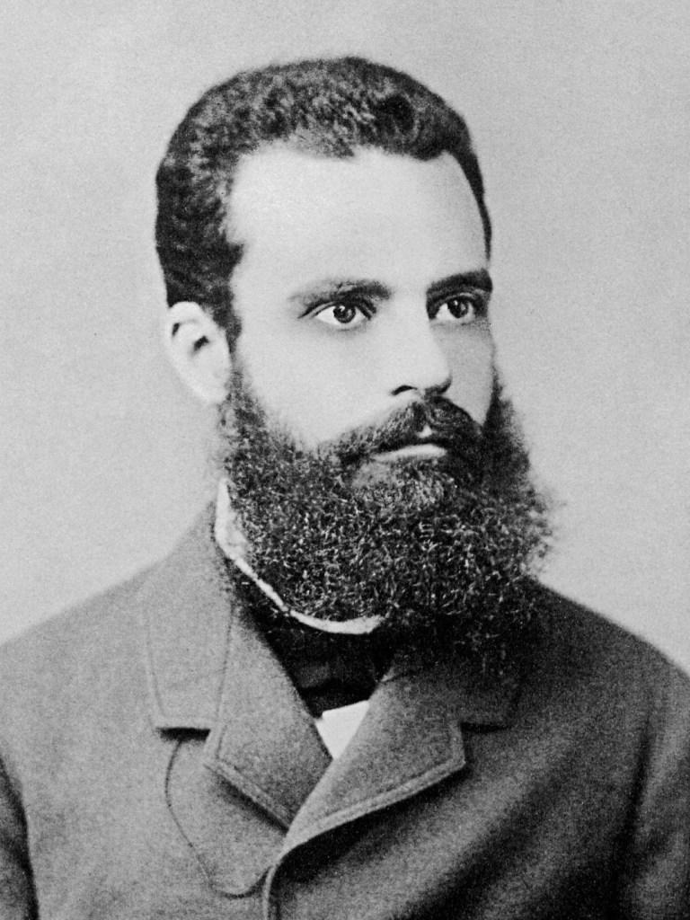 Vilfredo Pareto in 1870