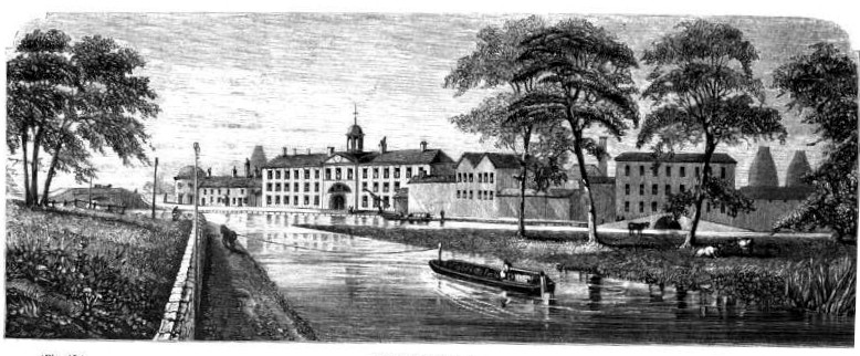 Wedgwood View of Etruria
