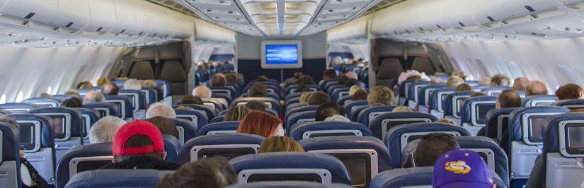 Airplane Cabin Seats