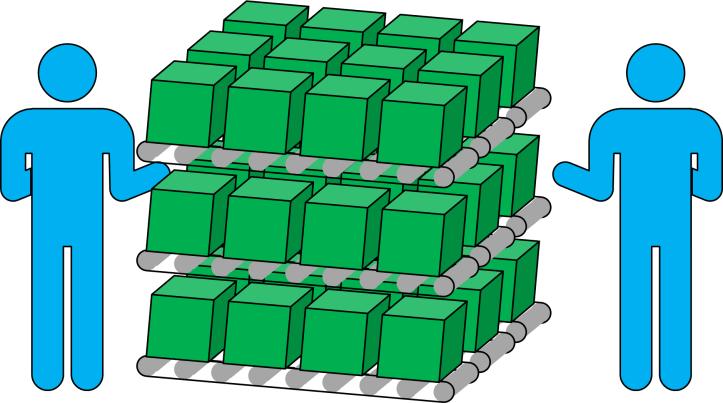 Rolling Rack