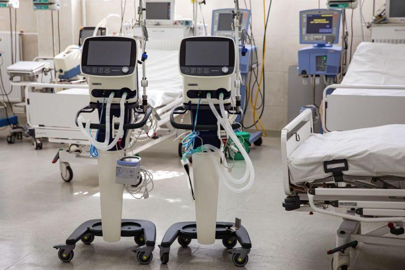 Covid 19 Medical Ventilator