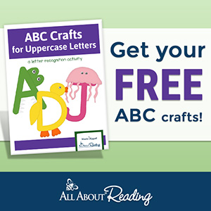ABC Crafts for Uppercase Letters-300