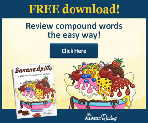 Banana Splits Compound Words Game