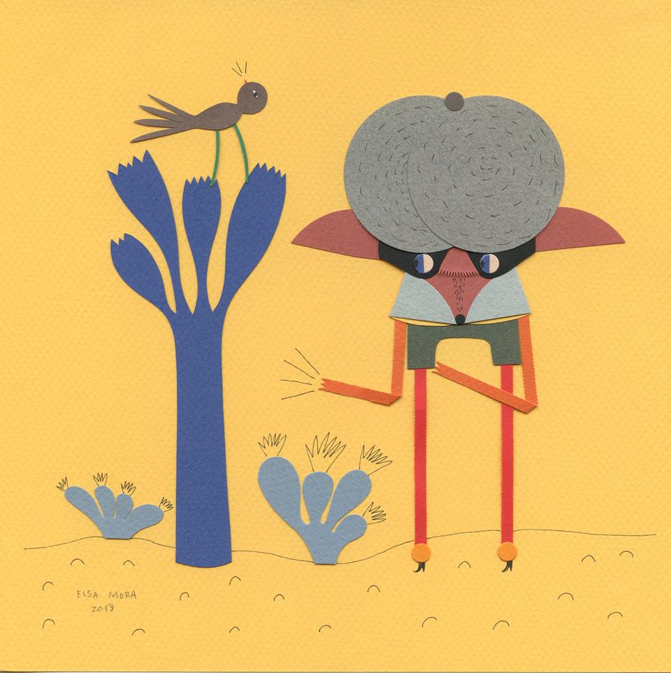 Paper illustration by Elsa Mora 3