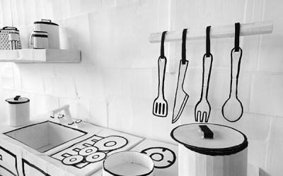 Paper Kitchen by Angie Garland.