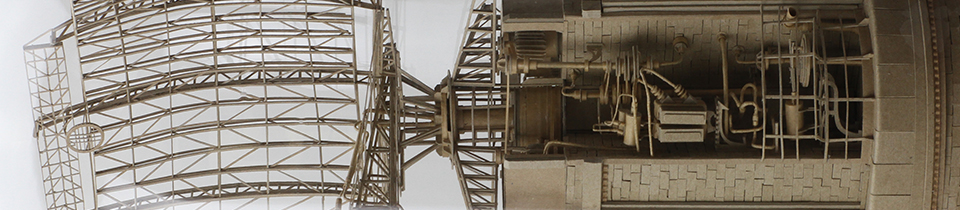Paper Sculptures by Daniel Agdag.