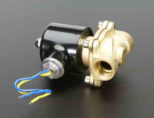 What is solenoid valve