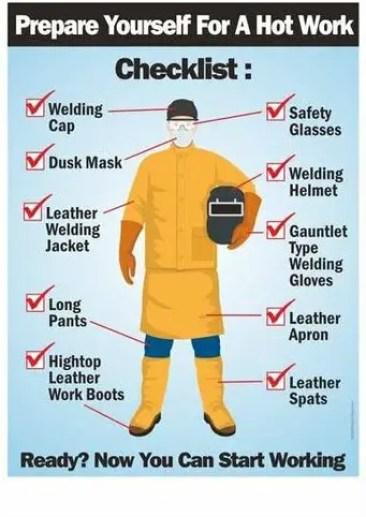Welding Hazards and control measures