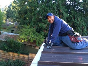 Gutter Repair in Renton