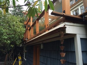 Rain Gutter Installation in Bellevue