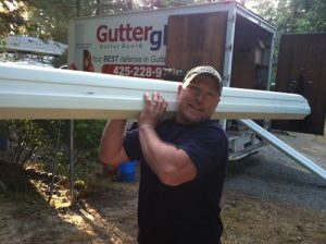 Gutter Installation in Renton