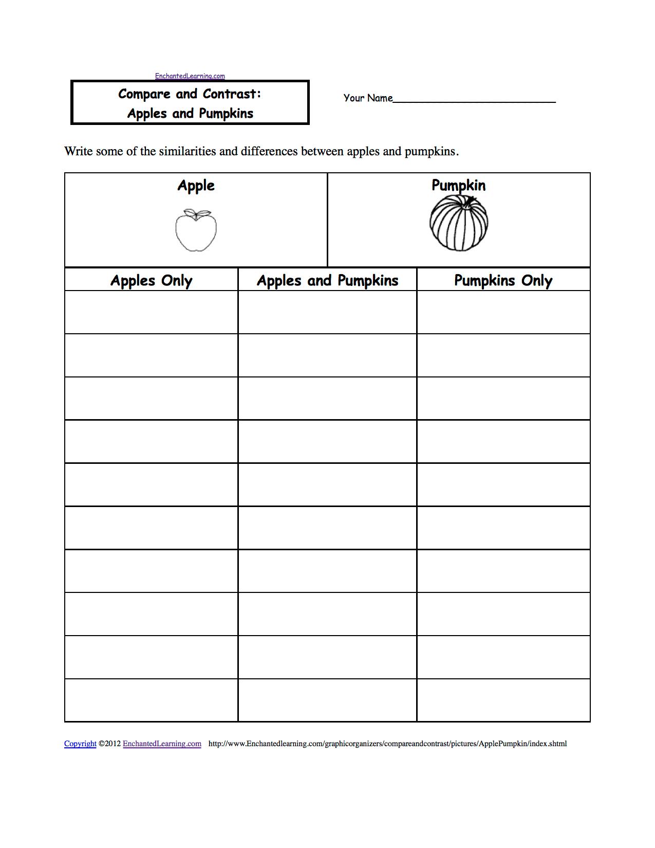 Halloween Activities Writing Worksheets