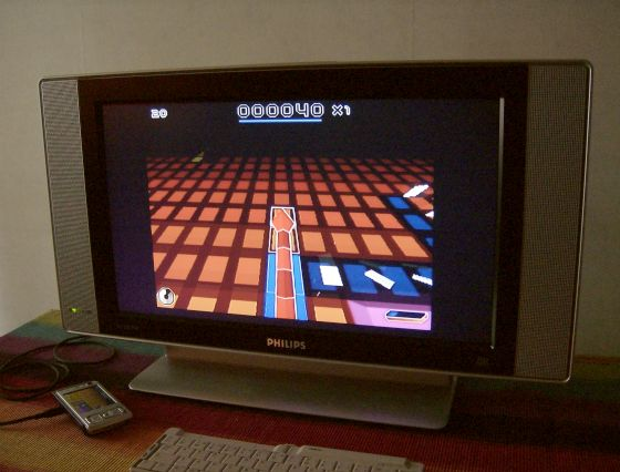 TV Out On The Nokia N95 Part 2 The N95 As A Games Console