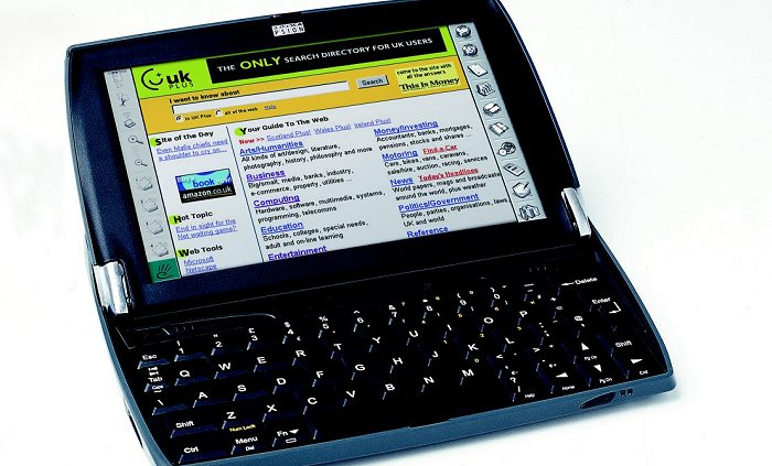 PSION NetBook con OS originale