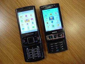 i8510 versus N95