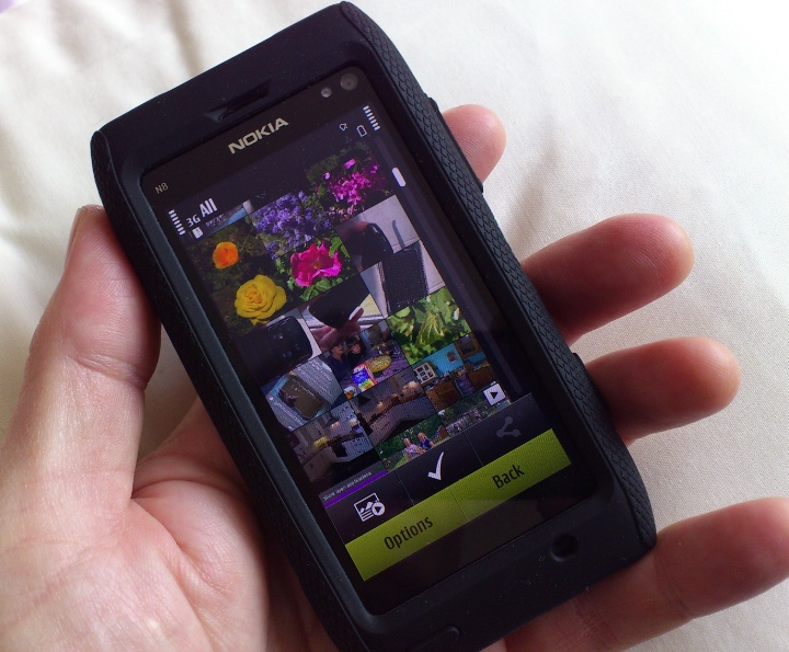 Symbian 3 Otterbox Impact For Nokia N8 Ahl Albait