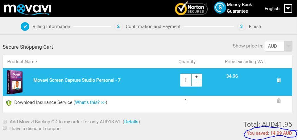 movavi screen capture software affiliate discount coupon