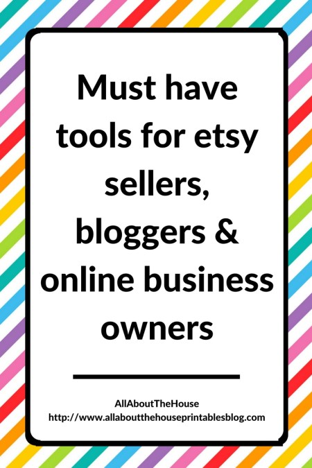 must-have-tools-for-etsy-sellers-bloggers-online-business-owners-best-resources-apps