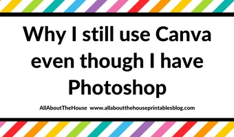 Why I still use Canva even though I have Photoshop