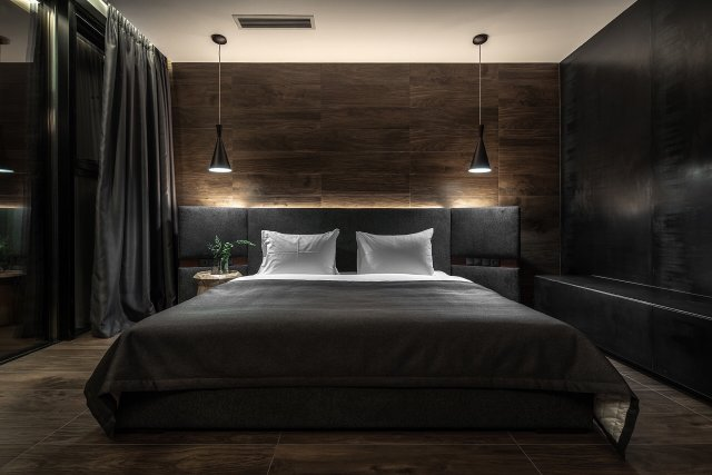 Best Dark Bedroom Designs Pictures | All About The Lifestyle