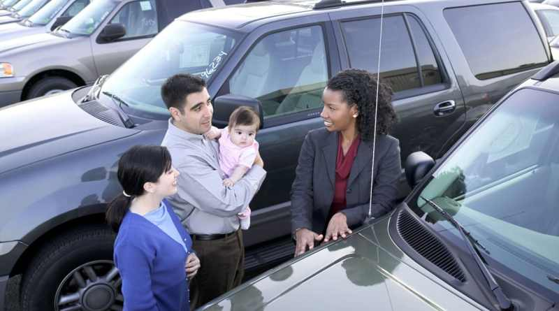 6 Tips on Finding the Perfect Family Car