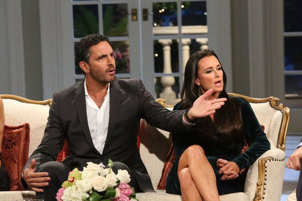 Real Housewives Of Beverly Hills Veteran Kyle Richards And Her Husband  Mauricio Umansky Seem To Have A Solid Marriage With A Beautiful Family, And  Mauricio ...