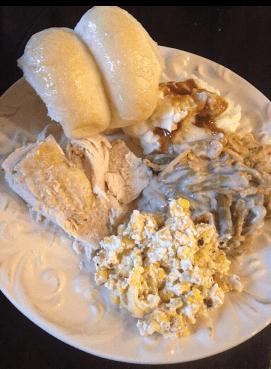 kim thanksgiving