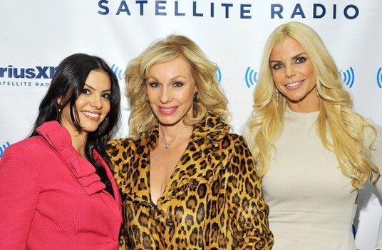 """""""The Real Housewives Of Miami"""" Visit SiriusXM"""
