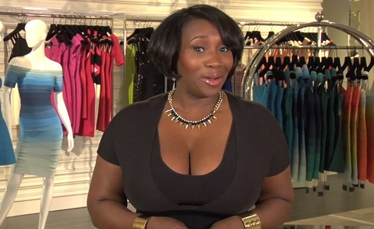 Fashion Queens Host Bevy Smith Shares Her Picks Of Best Dressed Housewives The Real Housewives News Dirt Gossip