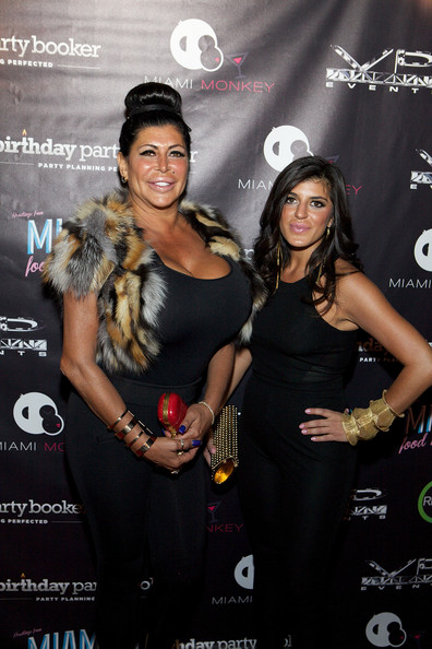 big ang and her daughter racquel