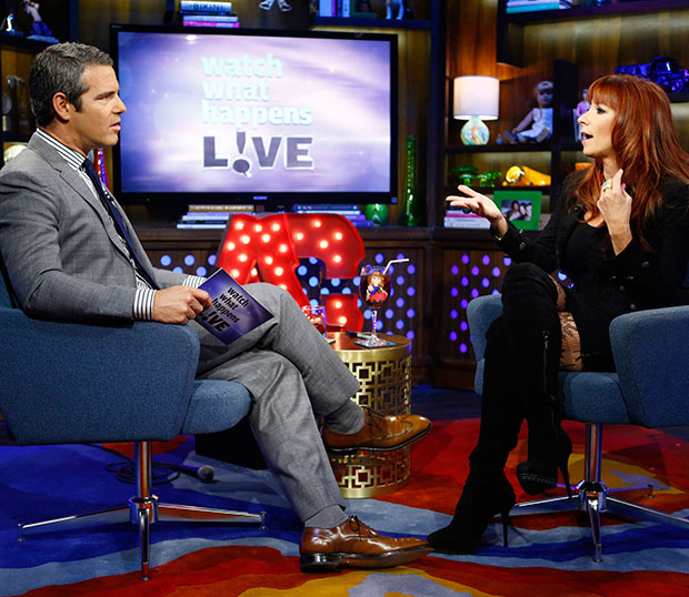 andy cohen and jill zarin