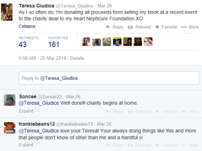tre tweet