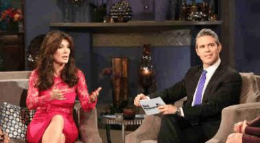Lisa Vanderpump Now Upset That The Cast Mocks Her Accent Plus Thinks
