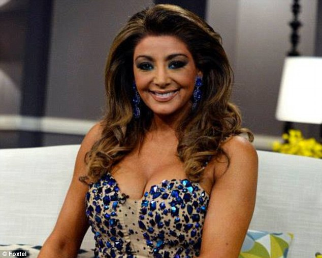 Is Real Housewives Of Melbourne Star Gina Liano Joining ...