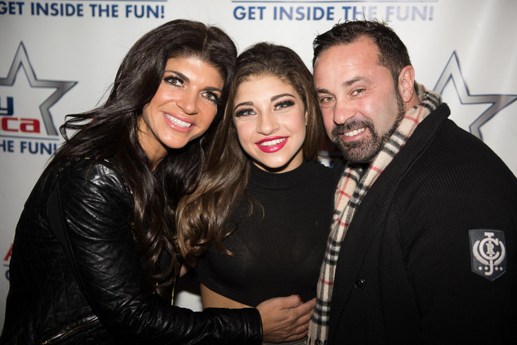 3KT With Gia Giudice In Concert
